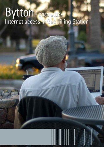 Bytton Case Study Internet Access (PDF) - 4Gon