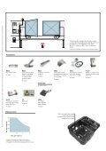 Metroplex For swing gates - Nice SpA - Page 3