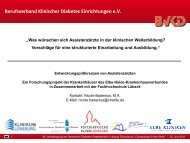 Vorschläge für eine strukturierte Einarbeitung und Ausbildung - BVKD