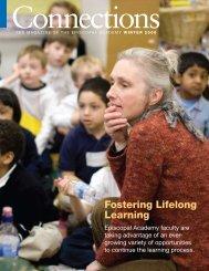 Fostering Lifelong Learning - Episcopal Academy