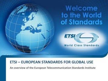 etsi - Hermes Partnership