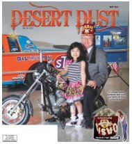 DESERT DUST MAY 2013 PAGE 1 $19,562 - The Oasis Shriners