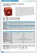 Schallgeber 100 dB (A) SON 2 / SON F1 - IKS-Sottrum - Seite 3