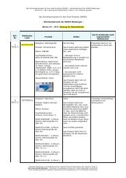 Das Schnellwarnsystem für Non-Food-Produkte (RAPEX)