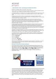 PRESSE-INFORMATION - Rückruf-Portal für Deutschland