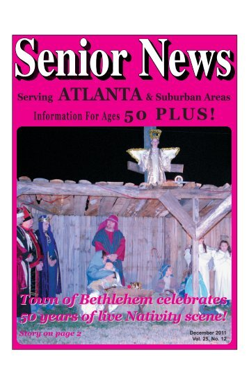 December - Senior News Georgia