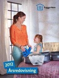 Årsredovisning 2012 - Trygga hem