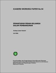 Pemantapan Peran Keluarga dalam Pembangunan - Pusat Sosial ...