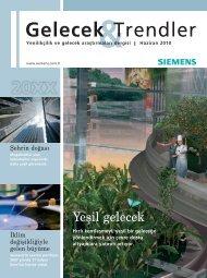 Gelecek Trendler - Siemens