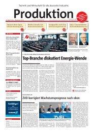 Ausgabe - 15-16 - 2011 - Produktion.de