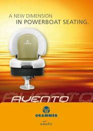 Download Brochure - Grammer Seating