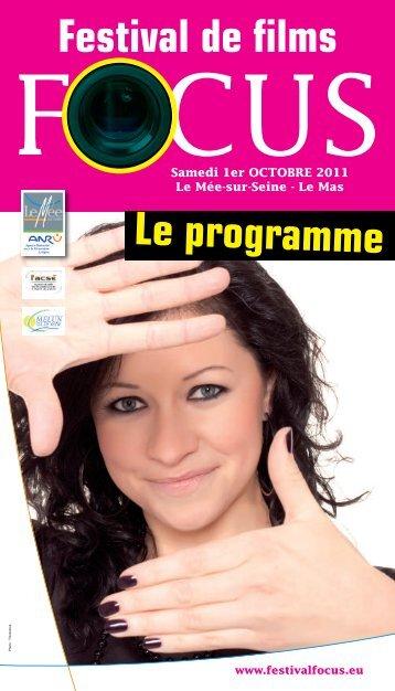 Programme officiel - Fédération des centres sociaux de Seine et ...