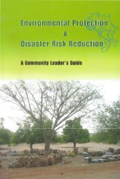 Environmental Protection & Disaster Risk Reduction - The Global ...