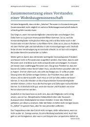 Download - Wohnbaugenossenschaften Schweiz