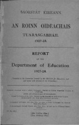 1927-1928 - Department of Education and Skills