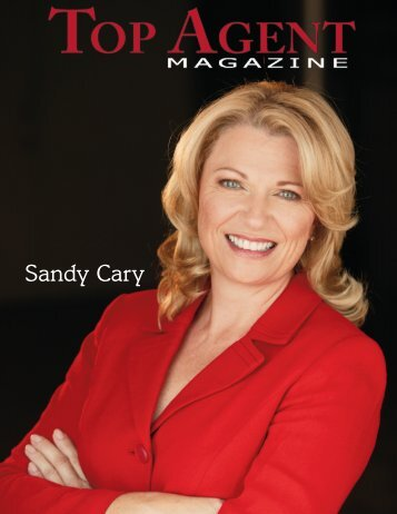 Sandy Cary - Austin Top Real Estate Agent