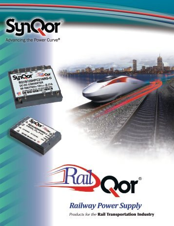 Download Brochure RailQor (PDF 3.57Mb)