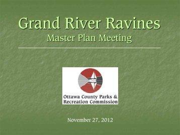 Grand River Ravines - Ottawa County