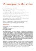 Il testo della Veglia in Duomo - Chiesa di Milano - Page 3