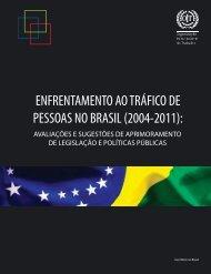 Enfrentamento ao Tráfico de Pessoas no Brasil (2004-2011 - OIT