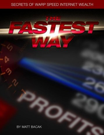 The+Fastest+Way