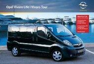 katalog Vivaro Tour - Opel Dixi-Car