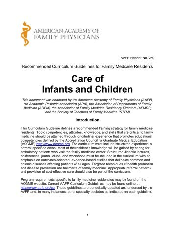 recommended curriculum guidelines for family medicine residents rh yumpu com Cultural Awareness Material Culture