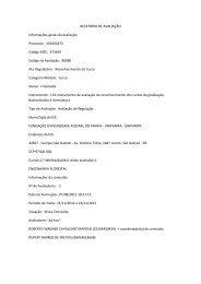 Engenharia Florestal - Reitoria - Unipampa