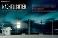 Die Nacht zum Tage machten  die Fotografinnen Silvia Steinbach ...