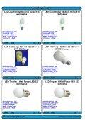 LED Leuchtmittel 60x5mm GU10 rot - profitechnik. - Seite 3