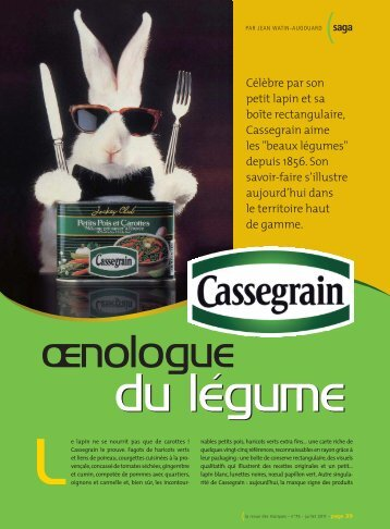 saga Cassegrain p.39-46.indd - Prodimarques