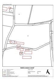 Uittreksel kadastrale kaart met omgevingskaart ... - BVA Auctions