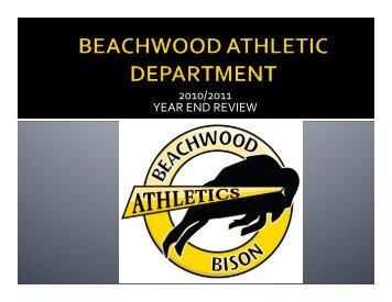 Athletics - Beachwood City Schools