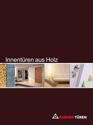 Innentüren aus Holz - Türen-Fenster-Portal