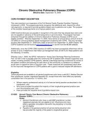 Chronic Obstructive Pulmonary Disease (COPD) - GPSC
