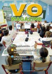 Télécharger le VO Magazine - Villenave d'Ornon