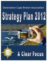 Plan - Destination Cape Breton Association