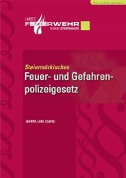 und Gefahrenpolizeigesetz (StFGPG, LGBl. 12/2012) - Gemeinde ...