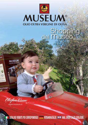 Katalog Museum