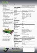 DELTA for TRE-G2T, TRE-G3T, TRE-G3TAJ - Page 2