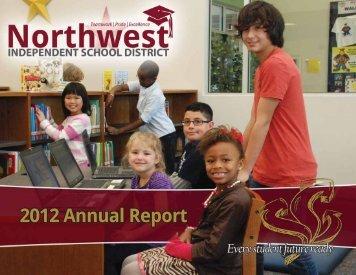 2012 Annual Report - Northwest ISD