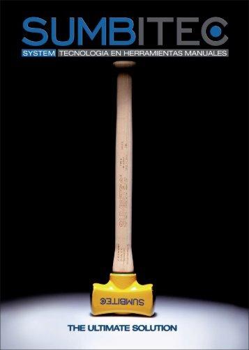 Sumbitec catalog - Profit Tool