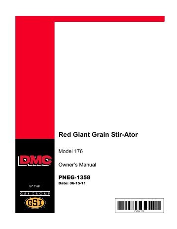 pneg 1358 red giant grain stir ator dmc david manufacturing co?quality=85 troubleshooting pneg 1156 sukup stirator wiring diagram at gsmx.co