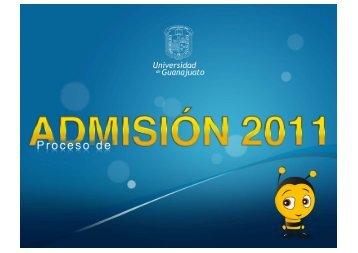 división de arquitectura, arte y diseño - Universidad de Guanajuato