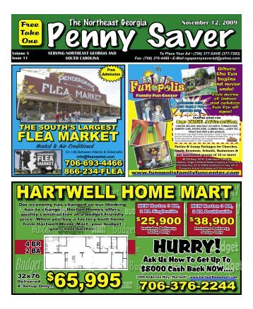 Budget - Hartwell Home Mart