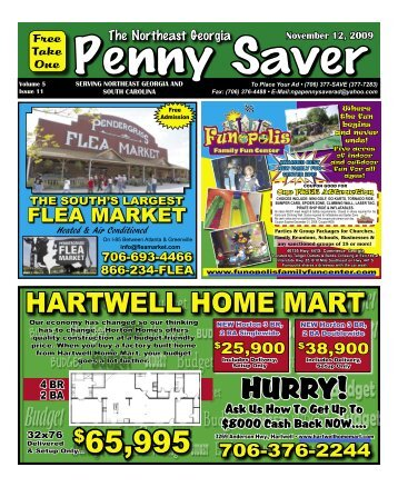 Budget - Hartwell Home Mart