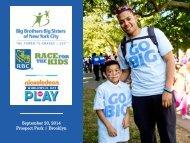 September 21, 2013 Prospect Park | Brooklyn - Race for the Kids