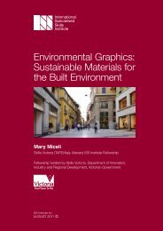Environmental Graphics: Sustainable Materials for the Built ...