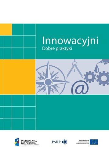 Innowacyjni - Polska Agencja Rozwoju Przedsiębiorczości