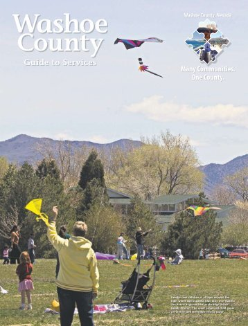 Guide to Services - Washoe County, Nevada